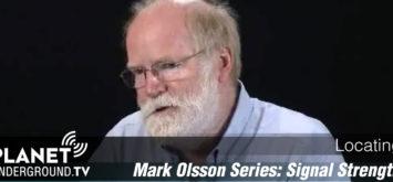 Mark Olsson Series: Signal Strength