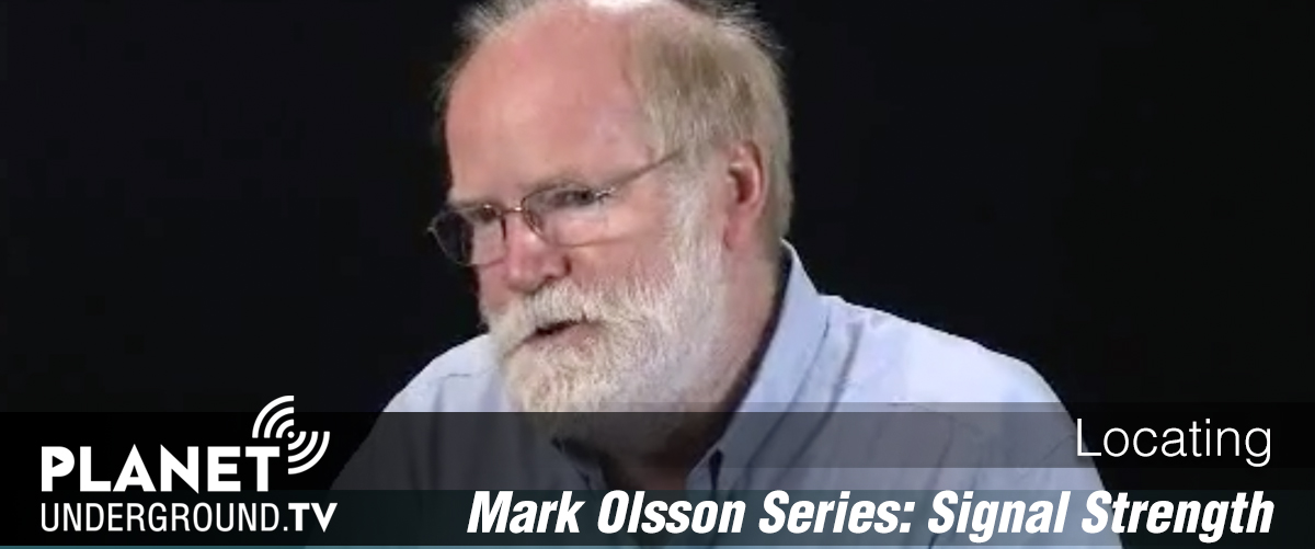 Mark Olsson Series: Signal Strength