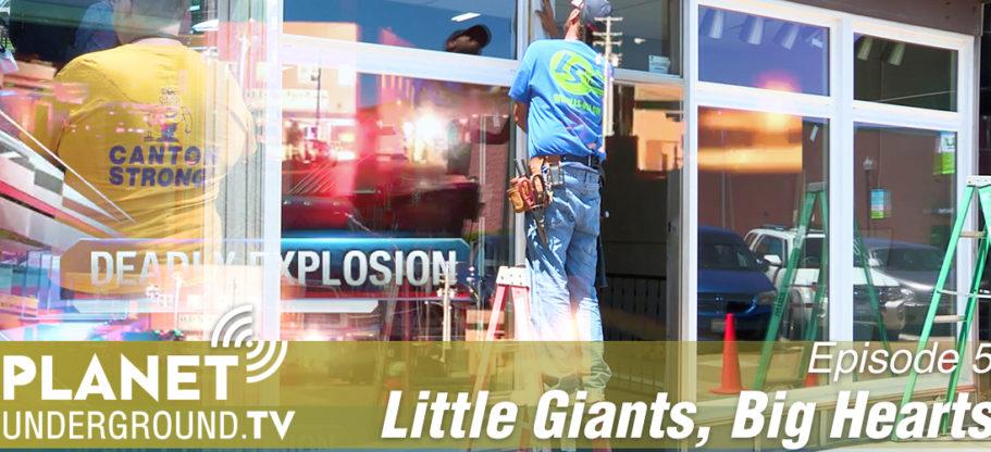 Episode 5 Little Giants Big Hearts Canton Rebuilds