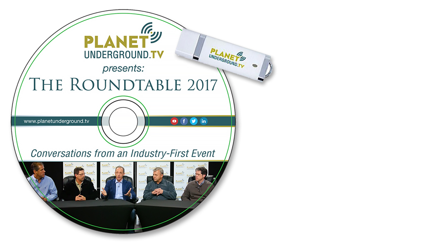 The Roundtable 2017 DVD