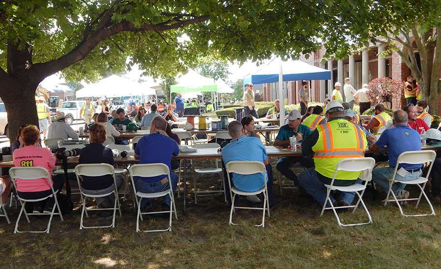 The Roundtable Live! 2018 Picnic at a Jobsite