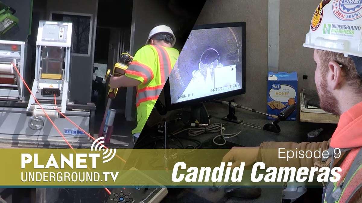 Episode 9: Candid Cameras