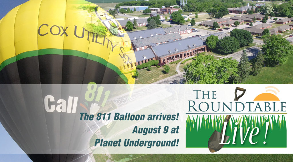 The Roundtable Live! at Planet Underground