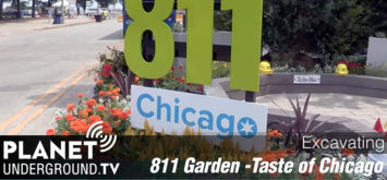 811 Chicago Garden at Taste of Chicago