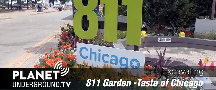 811 Chicago Garden at Taste of Chicago