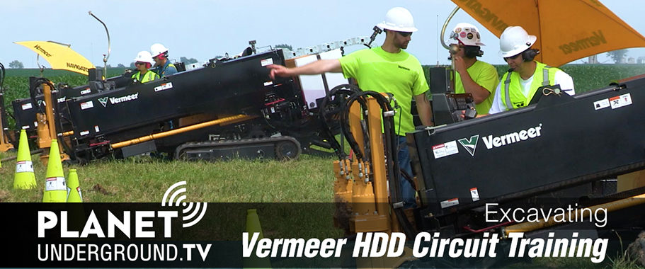 Vermeer HDD Circuit Training program