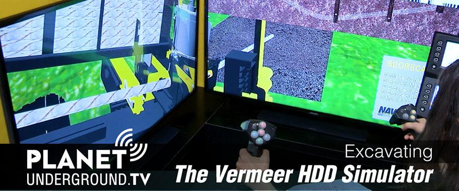 The Vermeer HDD Simulator