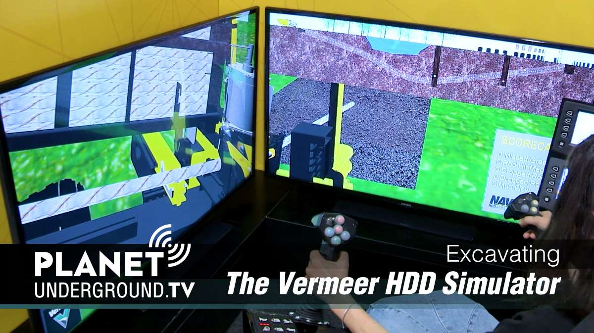 The Vermeer HDD Simulator: A PUTV Short