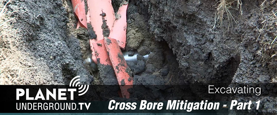Cross bore mitigation Part 1 at the Roundtable Live! Planet Underground