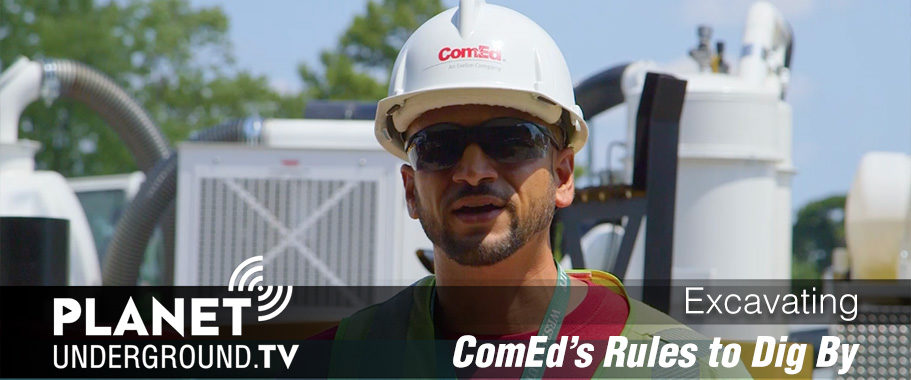 ComEd's Rules to Dig By from The Roundtable Live at Planet Underground