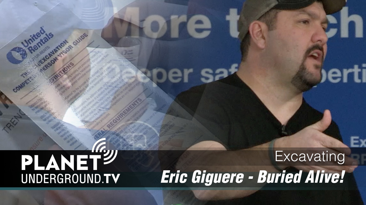 eric giguere buried alive