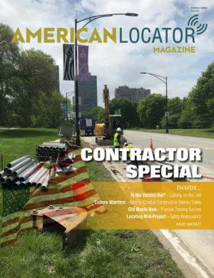 American Locator 33 Cover