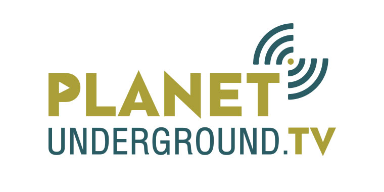 Planet Underground TV Logo