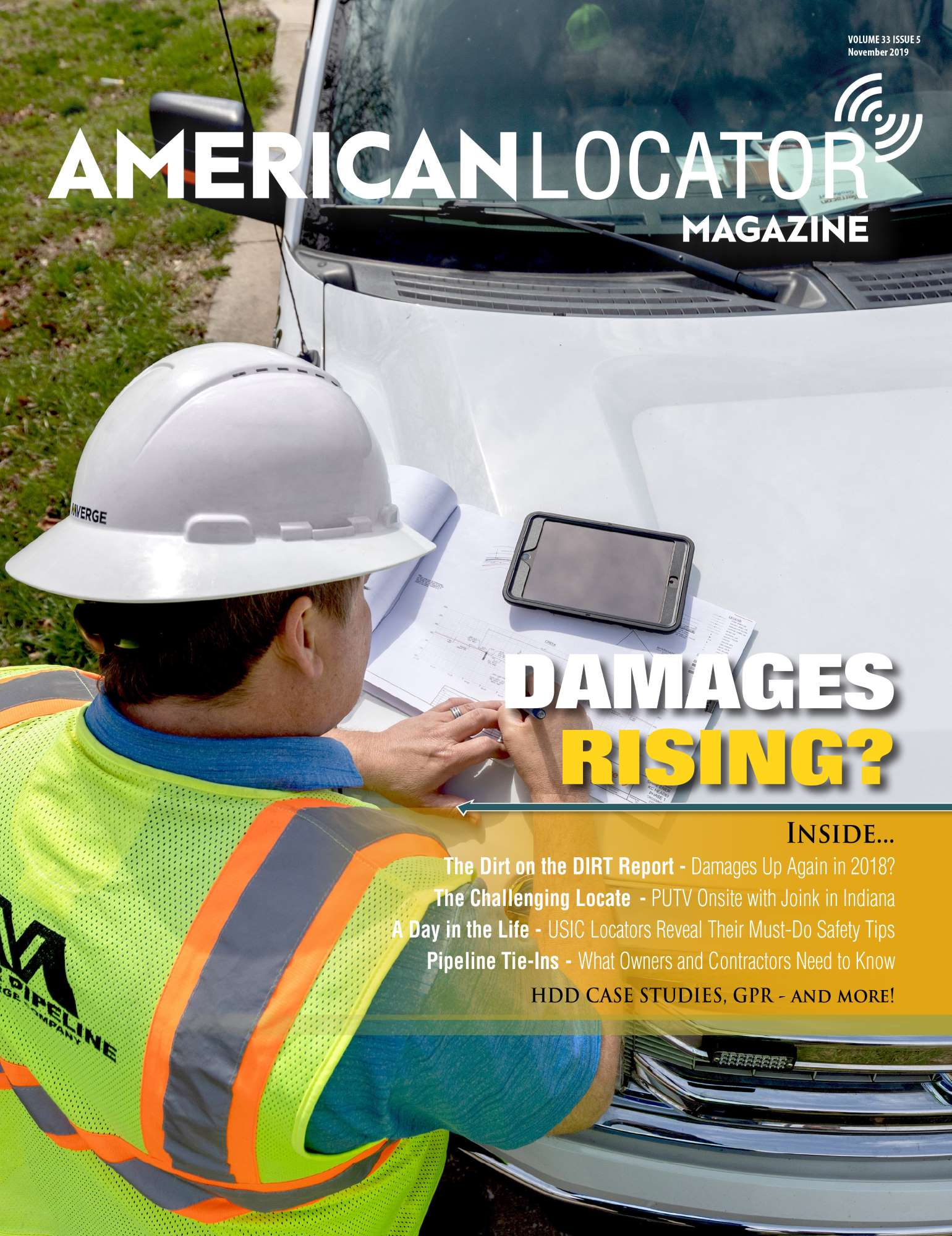 American Locator Current Issue Cover
