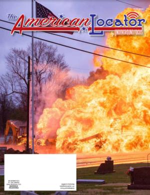 American Locator volume 30 issue 2 cover