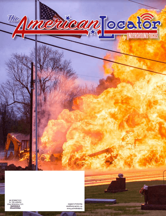 American Locator volume 30 issue 2 cover