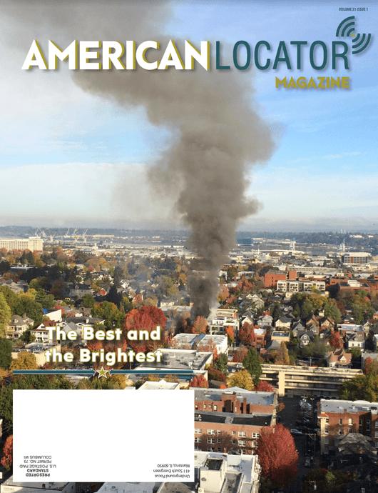 American Locator Volume 31 Issue 1 Cover