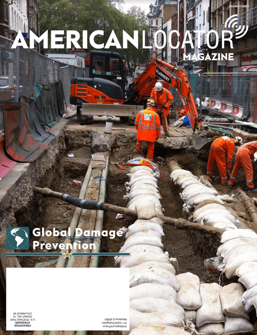 American Locator Volume 31 Issue 3 Cover