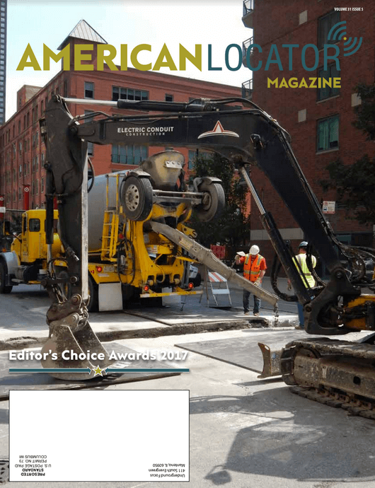 American Locator Volume 31 Issue 5 Cover