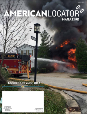 American Locator Volume 31 Issue 6 Cover