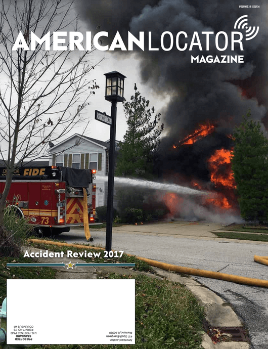American Locator Volume 31 Issue 6 Cover