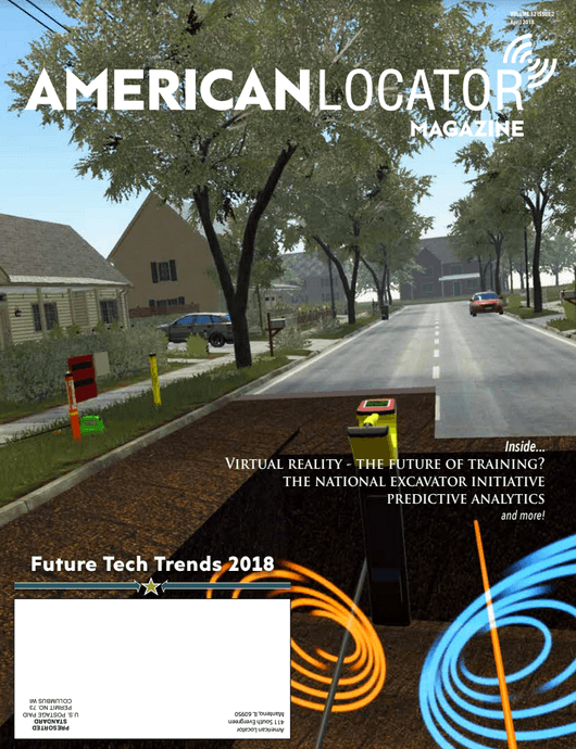 American Locator Volume 32 Issue 2 Cover