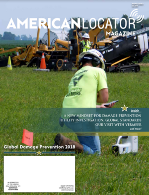American Locator Volume 32 Issue 3 Cover