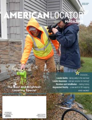 American Locator Volume 32 Issue 5 Cover