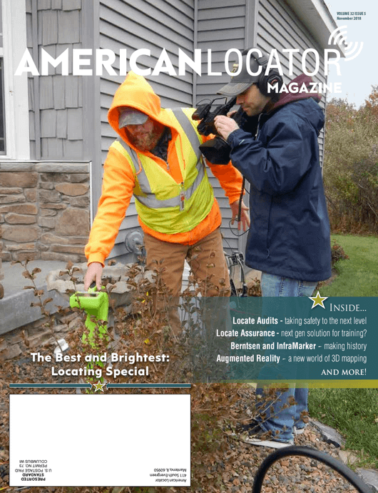 American Locator Volume 32 Issue 5 Cover