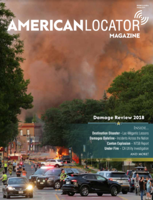 American Locator Volume 32 Issue 6 Cover