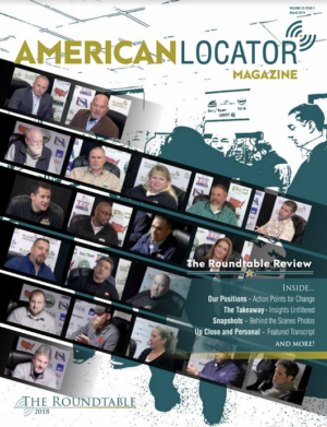 American Locator Volume 33 Issue 1 Cover