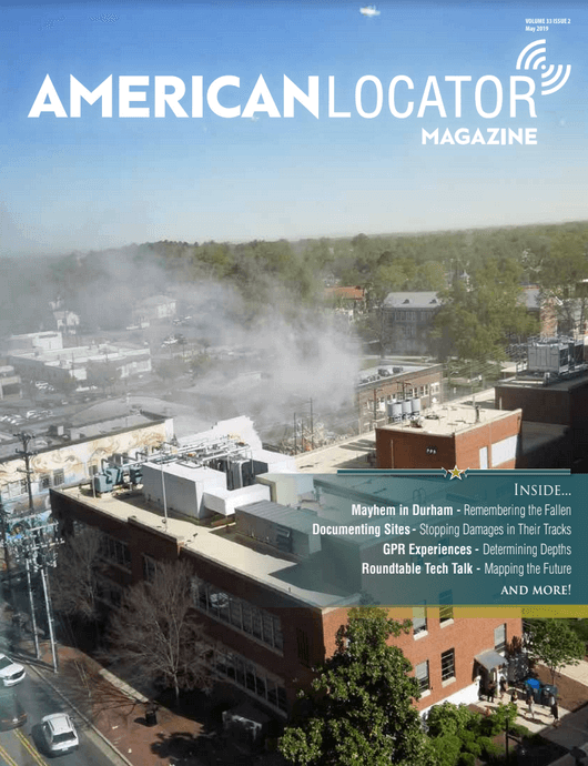 American Locator Volume 33 Issue 2 Cover