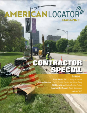 American Locator Volume 33 Issue 3 Cover