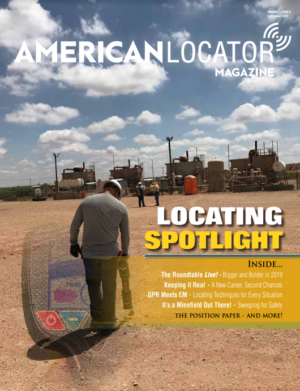 American Locator Volume 33 Issue 4 Cover