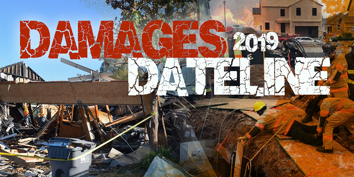 Damages Dateline 2019
