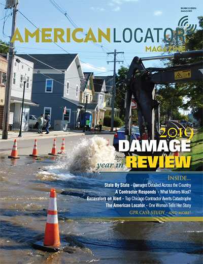 American Locator Volume 33 Issue 6 Cover