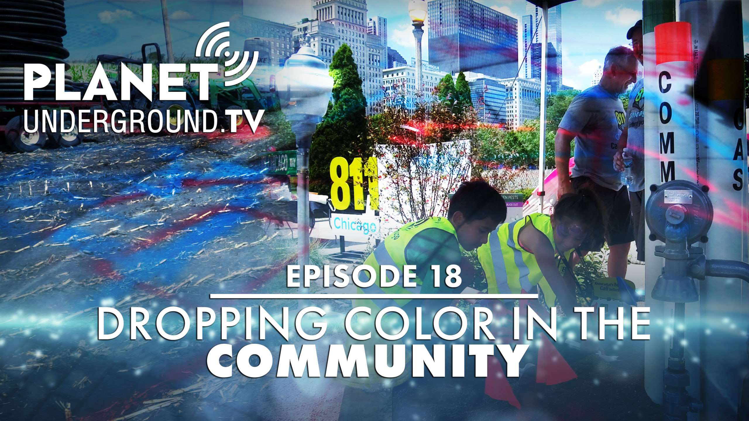 Episode 18: Dropping Color in the Community
