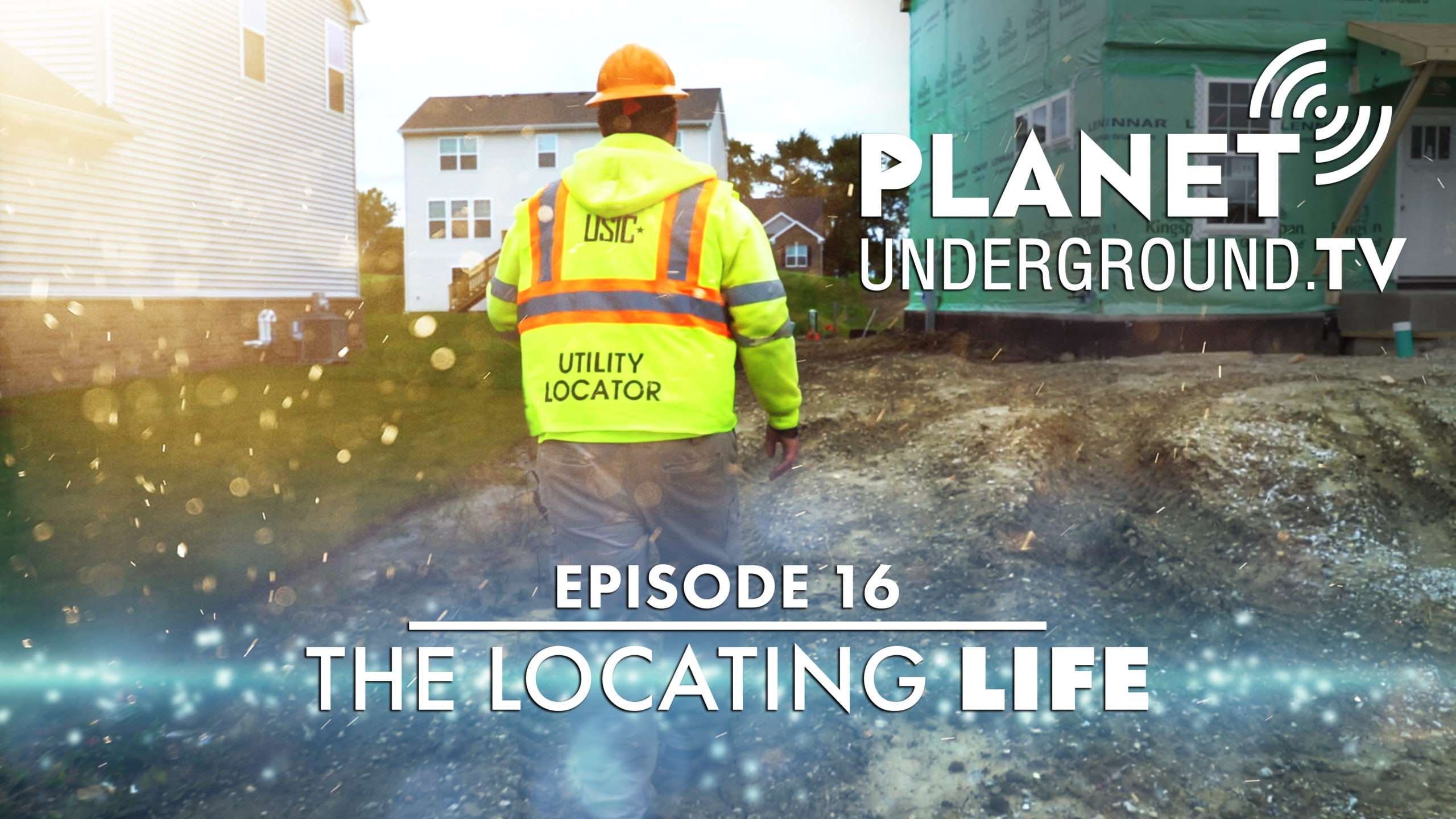 Episode 16: The Locating Life