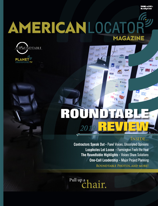 American Locator Volume 34 Issue 1 Cover