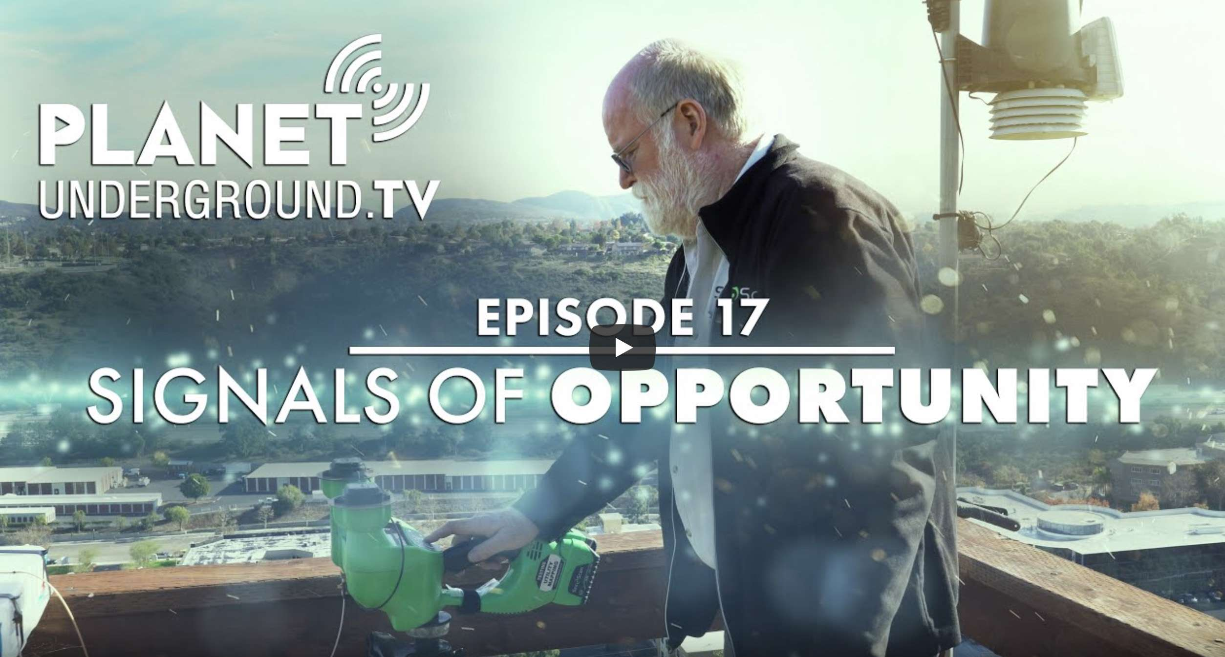 Episode 17: Signals of Opportunity