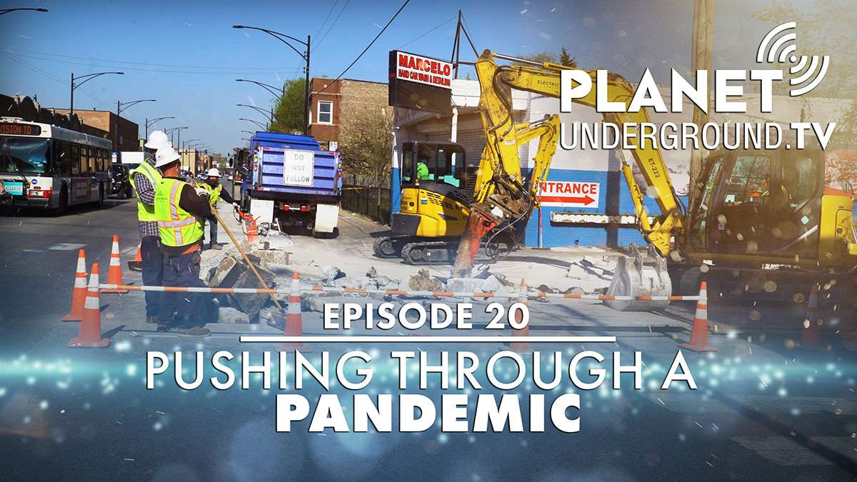 Episode 20 Pushing Through the Pandemic