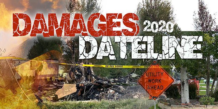 Damages Dateline 2020 Year In Review