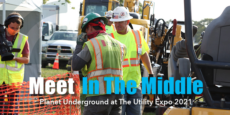 Meet in the Middle: Planet Underground at the Utility Expo 2021