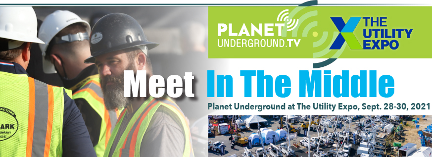 Meet in the Middle - Planet Underground at the Utility Expo 2021