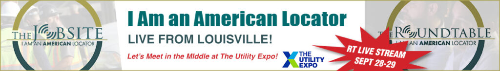 Live Stream The Roundtable at The Utility Expo