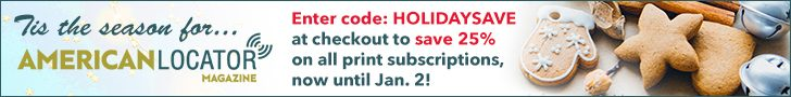 Holiday Save on American Locator Subscriptions